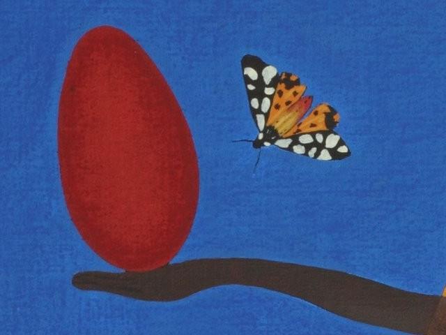 Het rode ei